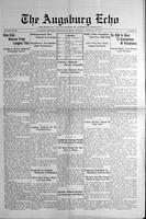 Augsburg Echo February 28, 1929
