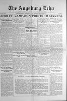 Augsburg Echo November 14, 1929