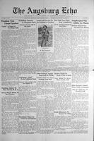 Augsburg Echo January 16, 1930