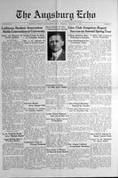 Augsburg Echo February 27, 1930, Page 01