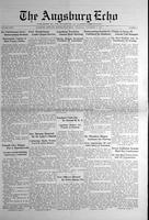 Augsburg Echo November 6, 1930, Page 01