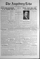 Augsburg Echo May 14, 1931