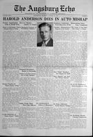 Augsburg Echo October 22, 1931
