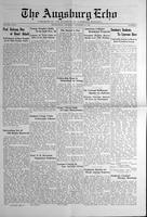 Augsburg Echo November 19, 1931