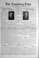 Augsburg Echo April 14, 1932, Page 01