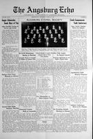 Augsburg Echo March 31, 1932