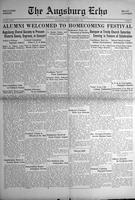 Augsburg Echo October 28, 1932