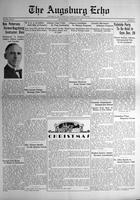 Augsburg Echo December 16, 1932, Page 01
