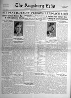 Augsburg Echo November 25, 1932