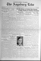 Augsburg Echo May 26, 1933