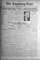 Augsburg Echo March 31, 1933