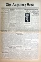 Augsburg Echo March 3, 1933