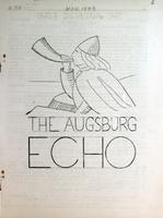 Augsburg Echo November 24, 1933
