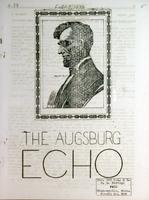 Augsburg Echo February 9, 1934