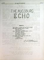 Augsburg Echo May 4, 1934