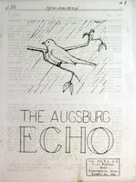 Augsburg Echo April 20, 1934