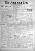 Augsburg Echo October 25, 1934