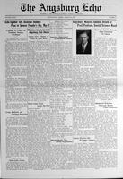 Augsburg Echo March 29, 1935