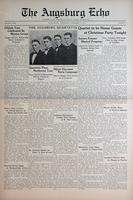 Augsburg Echo December 18, 1935