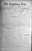 Augsburg Echo October 22, 1936