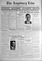 Augsburg Echo November 18, 1937, Page 01