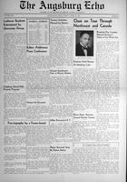 Augsburg Echo April 29, 1938, Page 01