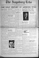 Augsburg Echo March 4, 1938, Page 01