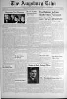 Augsburg Echo November 17, 1938, Page 01