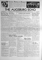 Augsburg Echo November 16, 1939, Page 01