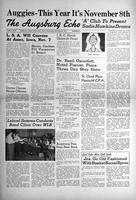 Augsburg Echo November 5, 1941, Page 01