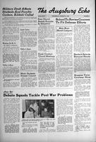 Augsburg Echo January 21, 1942, Page 01