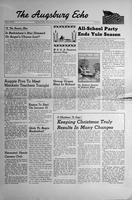 Augsburg Echo December 16, 1942, Page 01