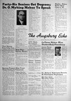 Augsburg Echo May 25, 1943, Page 01