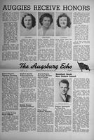 Augsburg Echo May 28, 1945, Page 01