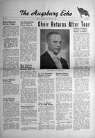 Augsburg Echo April 27, 1945