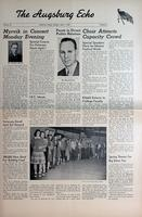 Augsburg Echo April 1, 1946