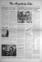 Augsburg Echo April 25, 1947