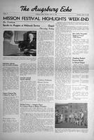 Augsburg Echo April 12, 1948