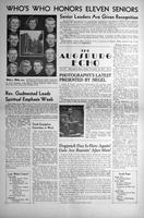 Augsburg Echo November 18, 1949, Page 01