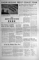 Augsburg Echo January 20, 1950, Page 01