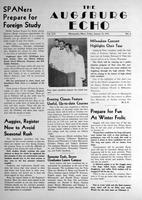 Augsburg Echo January 19, 1951, Page 01