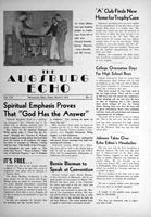 Augsburg Echo March 9, 1951, Page 01