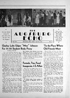 Augsburg Echo April 20, 1951