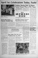Augsburg Echo April 1, 1952