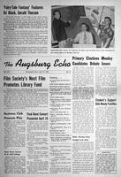 Augsburg Echo April 17, 1953