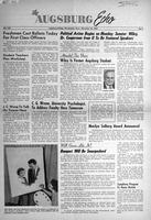 Augsburg Echo November 16, 1955