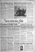 Augsburg Echo February 15, 1956