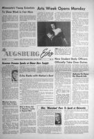 Augsburg Echo April 25, 1956
