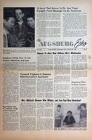 Augsburg Echo February 29, 1956