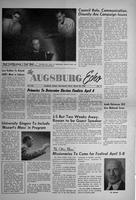 Augsburg Echo March 28, 1956